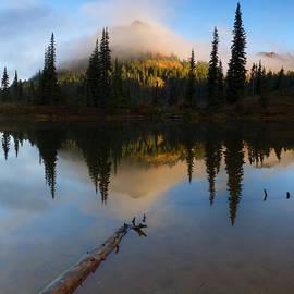 Hidden Peak Sunrise - Mike Dawson