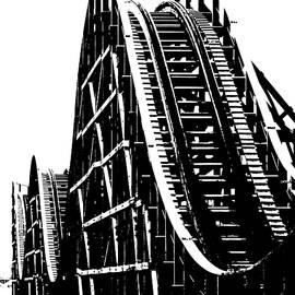 David T Wilkinson - High Contrast Roller Coaster