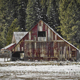 Mitch Shindelbower - High Country Barn