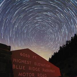 Hunter Ward - High Elevation Star Trails
