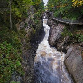 Mark Papke - High Falls Gorge Adirondacks