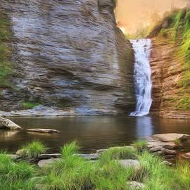 Lori Deiter - High Falls Sunrise