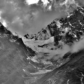 Kim Bemis - High Himalaya Glacier