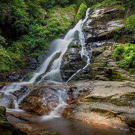 Debra and Dave Vanderlaan - High Shoals Creek Falls
