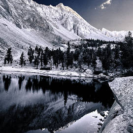 Grant Sorenson - High Sierra Mountain Lake
