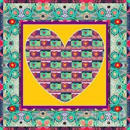 Helena Tiainen - Higher Love - Heart of Hearts