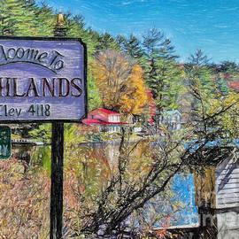 Janice Rae Pariza - Highlands North Carolina