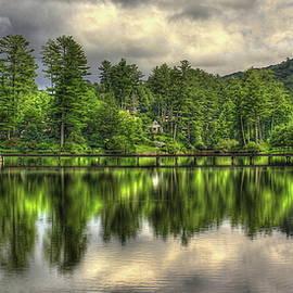 Reid Callaway - Highlands Reflections Highlands Country Club Highlands North Carolina Art