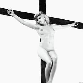 Ramon Martinez - Highlight crucifx white I