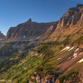 Steve Gadomski - Highline Trail Glacier N P
