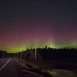 Steve Dunsford - Highway to the Northern Lights