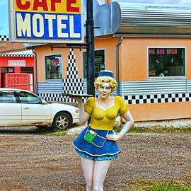 Allen Beatty - Highway Waitress