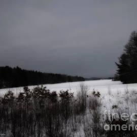 Linda Troski - Hiking on ALbany Turnpike