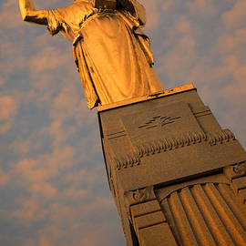 Stephen Stookey - Hill Cumorah Sunset