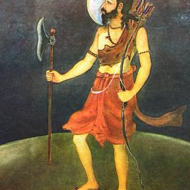 Jagannath - Hindu Avatar Parshuram, Online Artwork