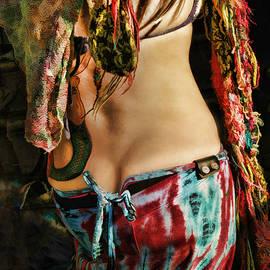 Blake Richards - Hippy Back