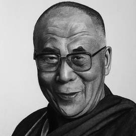Vishvesh Tadsare - His Holiness The Dalai Lama