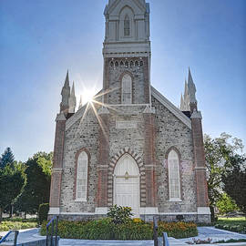 Donna Kennedy - Historic Box Elder Tabernacle
