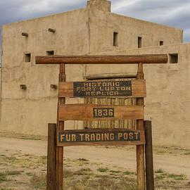 Steven Parker - Historic Fort Lupton