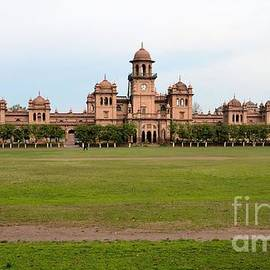 Imran Ahmed - Historic Islamia College University main building Peshawar Pakistan