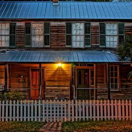 Chuck Johnson - Historic Pensacola