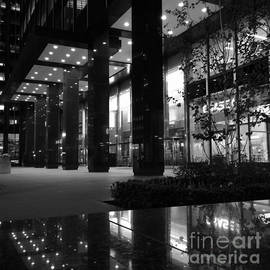 Miriam Danar - Historic Seagram Building - New York City