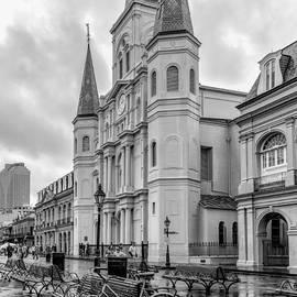 Kathleen K Parker - Historical St. Louis Cathedral - NOLA