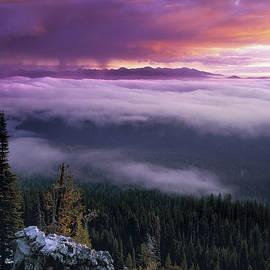 Leland D Howard - Historical Wilderness View