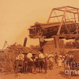 Natalie Ortiz - Historic Maricopa And Phoenix Train Wreck