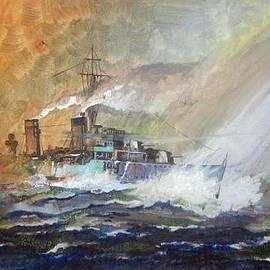 Ray Agius - HMS Duncan