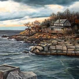 Eileen Patten Oliver - Hodgkins Cove Gloucester MA