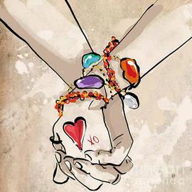 Holding Hands - Jodi Pedri