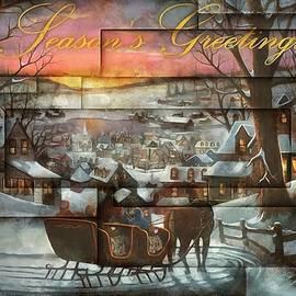 Mario Carini - Holiday Sleighride