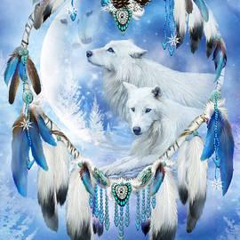 Carol Cavalaris - Holiday Wolves