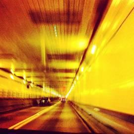 Mae Coy - Holland Tunnel #tunnel #city