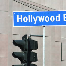 Art Block Collections - Hollywood Blvd