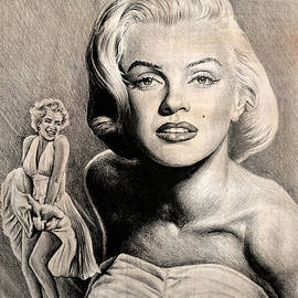 Andrew Read - Hollywood greats Marilyn Monroe