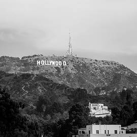 Art Block Collections - Hollywood Landmarks - Hollywood Sign