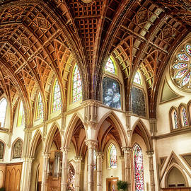 Thomas Woolworth - Holy Name Cathedral Chicago 12