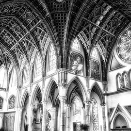 Thomas Woolworth - Holy Name Cathedral Chicago BW 05