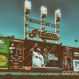 Janice Rae Pariza - Home of the Cleveland Indians