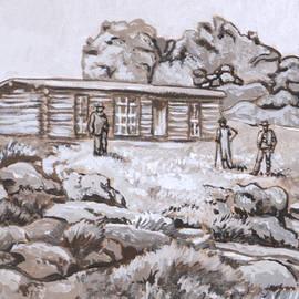 Dawn Senior-Trask - Homestead on Brush Creek Historical Vignette