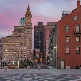 Sean Sweeney - Hometown Boston