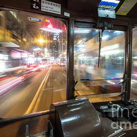 Didier Marti - Hong Kong Tramway