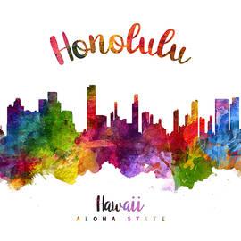 Honolulu Hawaii 23 - Aged Pixel