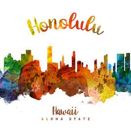 Honolulu Hawaii 26 - Aged Pixel