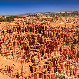 Robert Bales - Hoodoos At Inspirational  Point