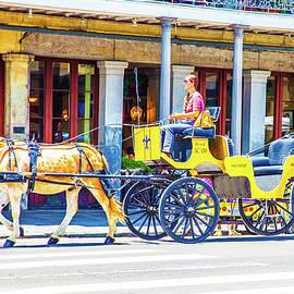 Felix Lai - Horse Drawn Carriage, New Orleans