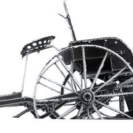 David Andersen - Horse Drawn Drill