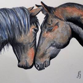 Anne Gardner - Horse lovers